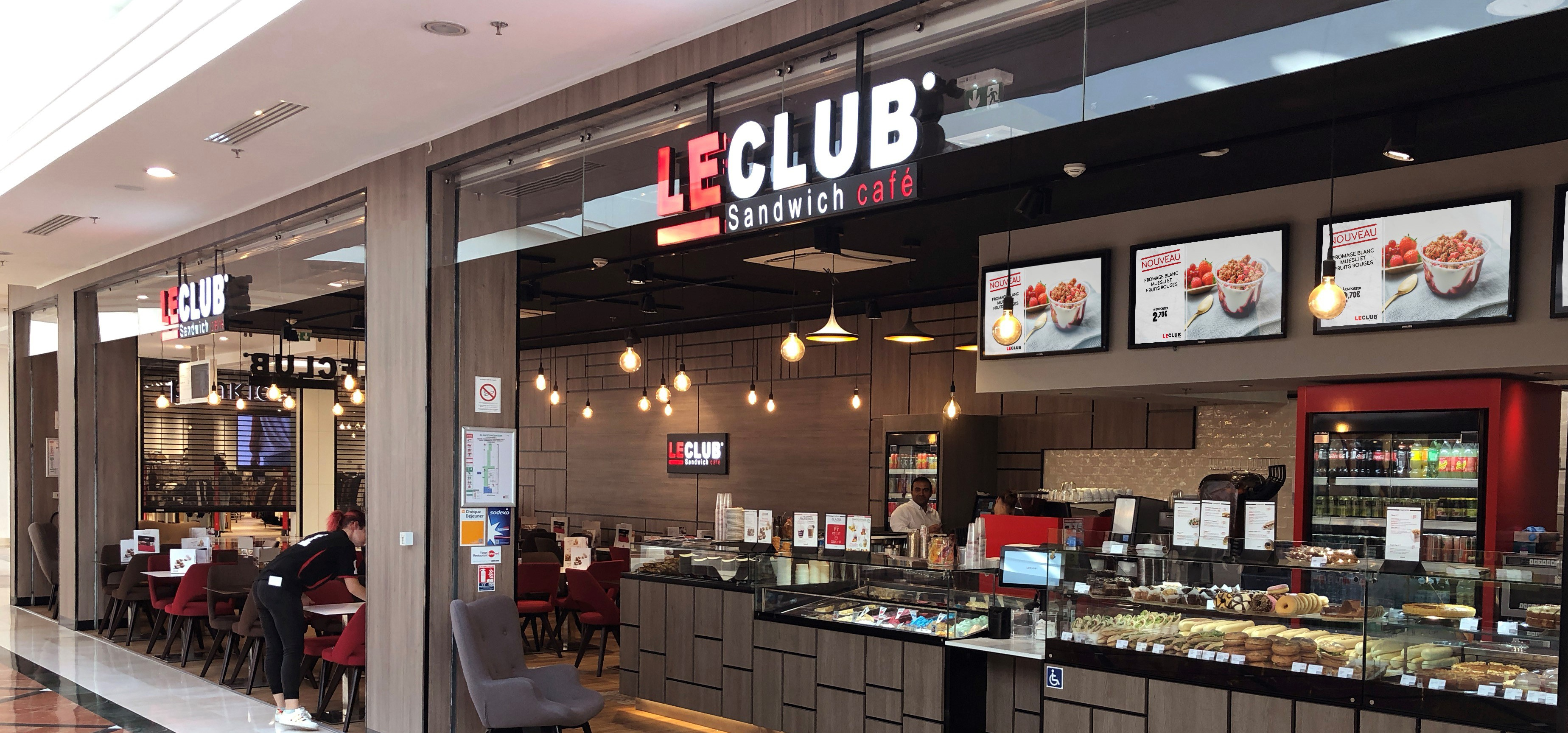Monte Ta Franchise et Le Club Sandwich cafe s'associent